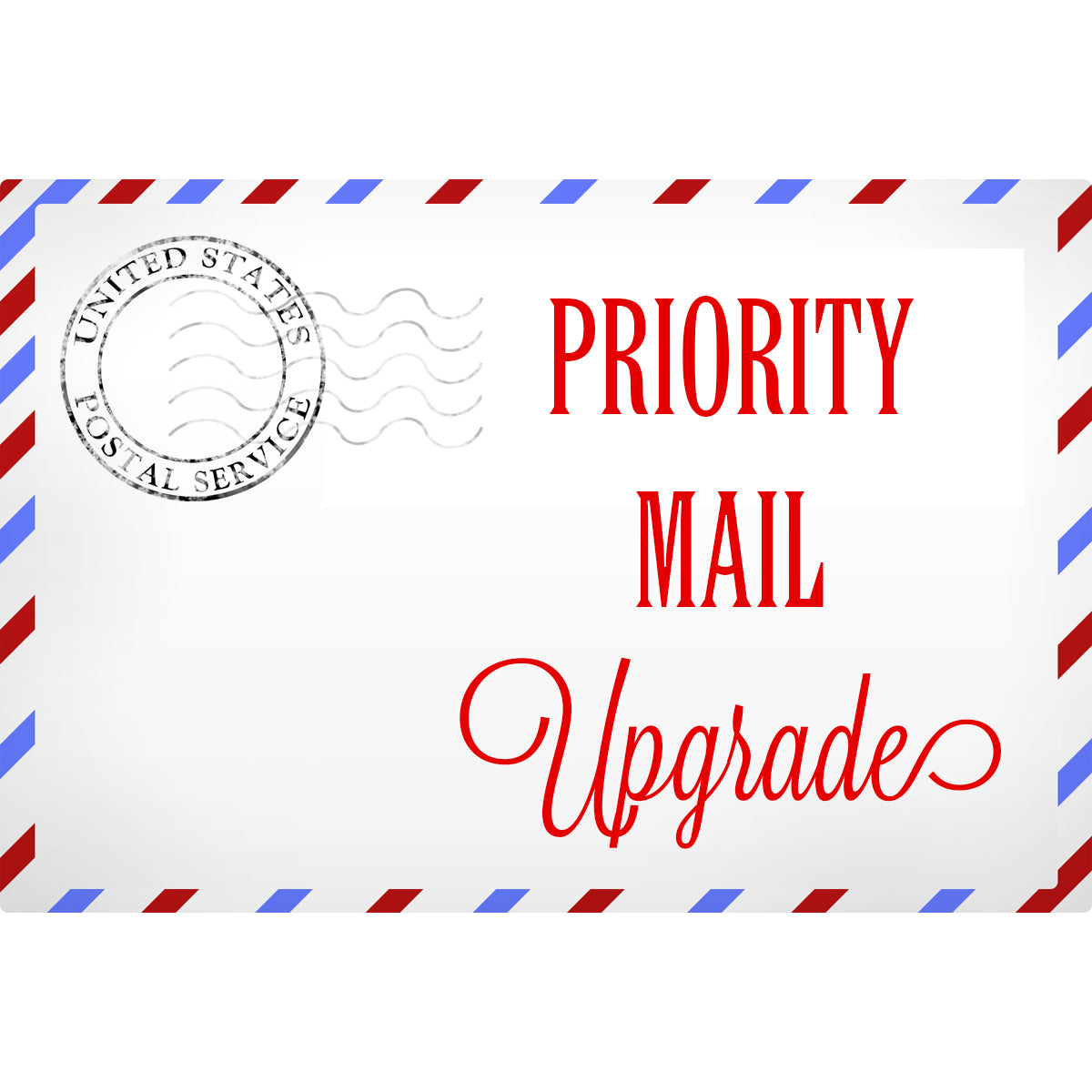 Priority Mail Upgrade - Hermie's Kitchen
