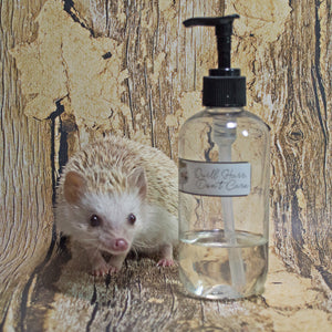 Quill Hair, Don't Care │ Hedgehog Shampoo