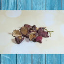 Radish & Radish Greens - Hermit Crab Food - Organic - Hermit Crab - Pet Food - Hermie's Kitchen