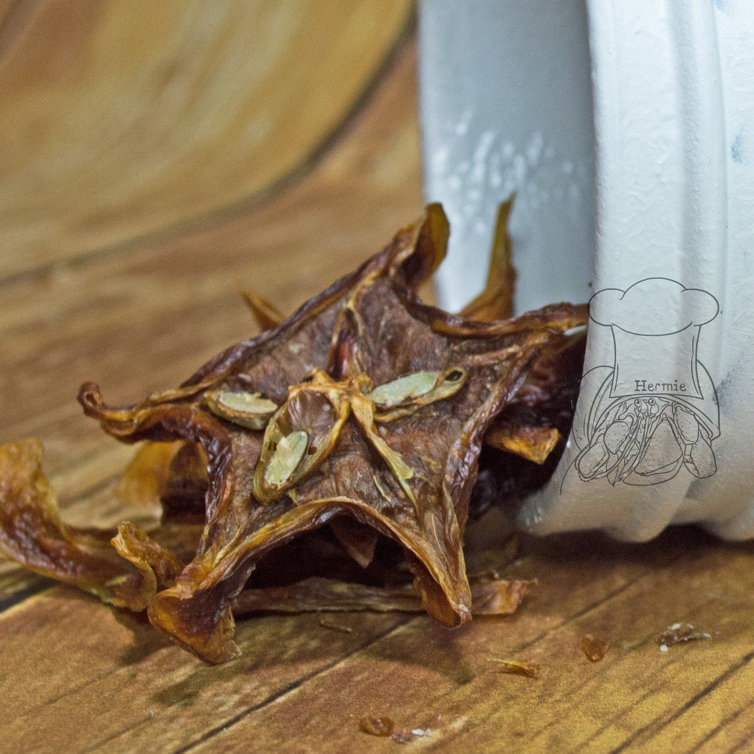 Star Fruit │ Hermit Crab Food