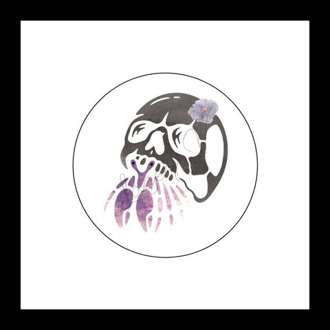 Hermit Crab Sticker │ 8