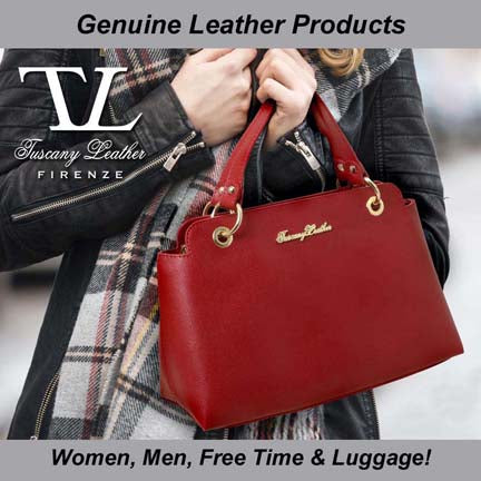 Genuine Italian Leather Products