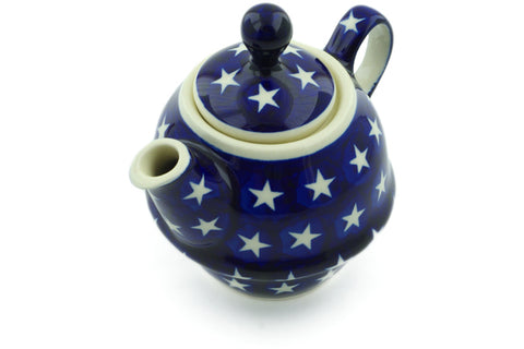 10 oz Tea or Coffee Pot Zaklady Ceramiczne H4446J
