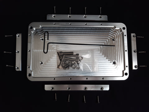 Optima DH7 Battery Tray - Everything Included