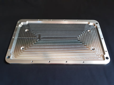 Optima DH7 Battery Tray - Two Mounting Hole Size Options