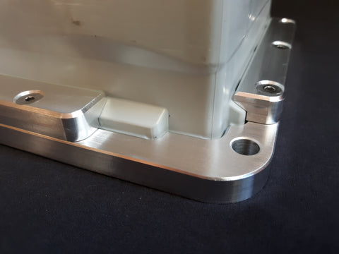 Optima DH7 Battery Tray - Clamps Hold Tight