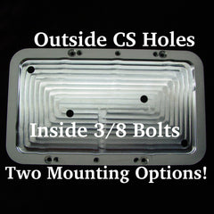 Optima D51 - Mounting Options