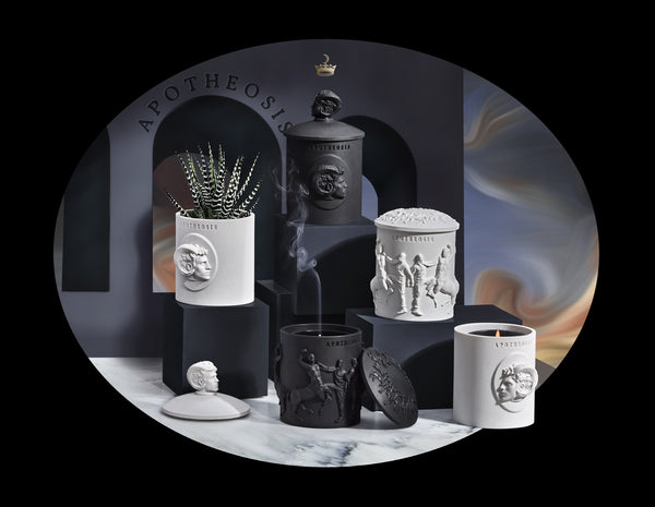 'Apotheosis' Candles