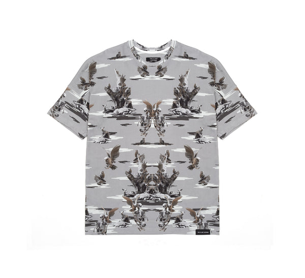 This Is Not Studio Fall of Paradise Camo Grey