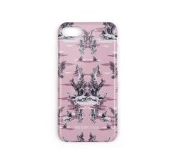 FALL OF PARADISE PINK CAMO PHONE CASE