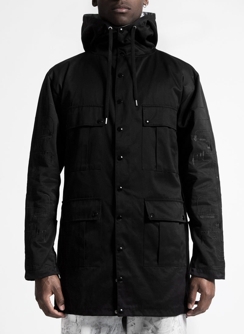 MAN + MACH1N3 COAT