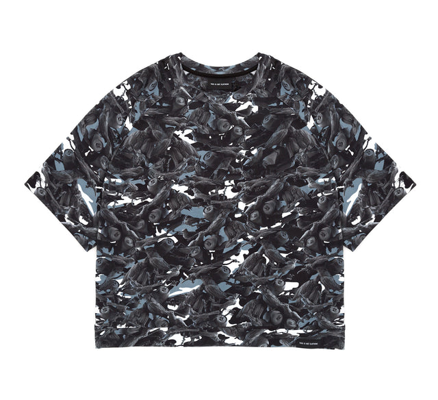 This Is Not Clothing - BIRDS OF PARADISE CAMO II T-shirt