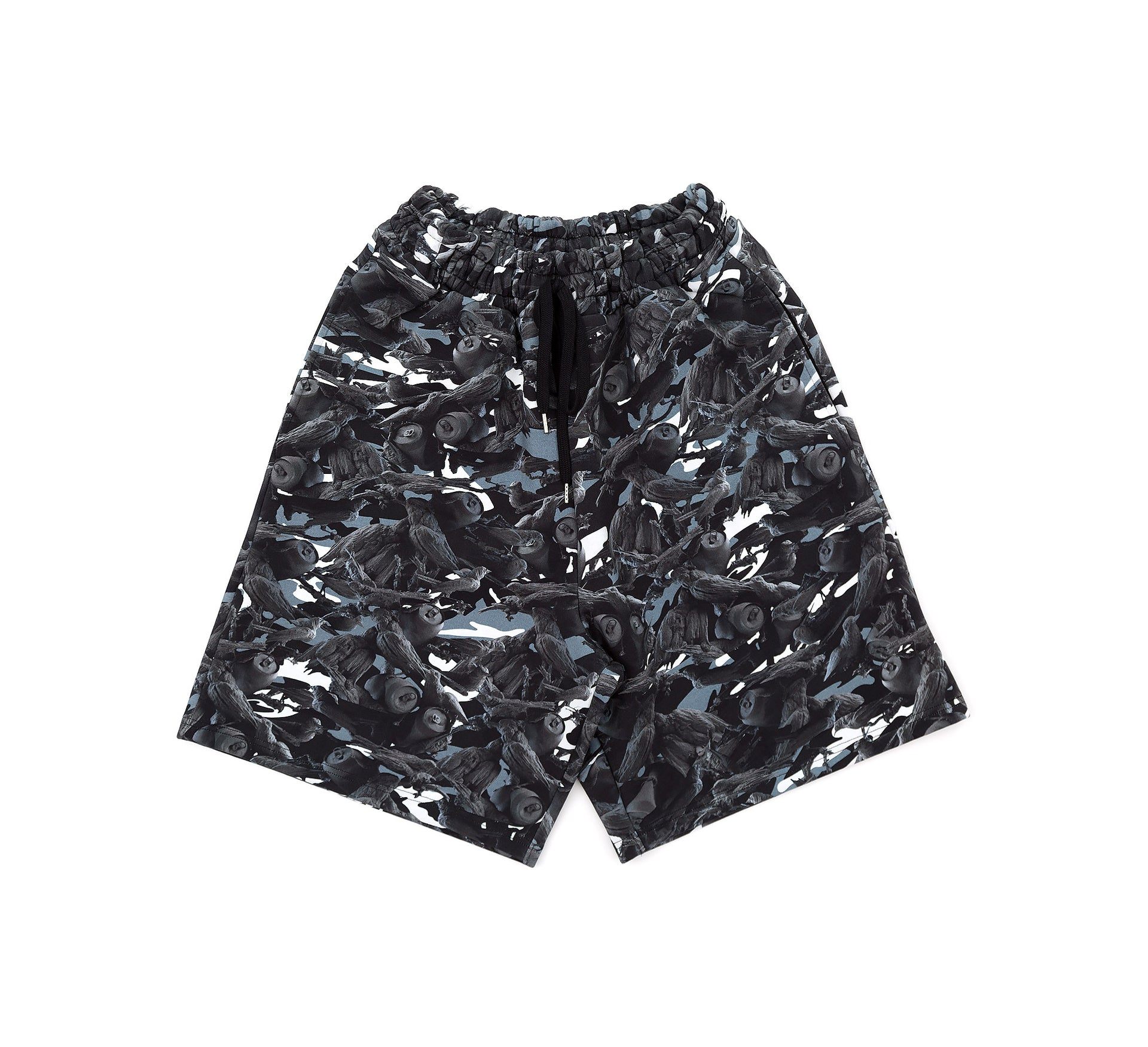This Is Not Clothing - BIRDS OF PARADISE SHORTS