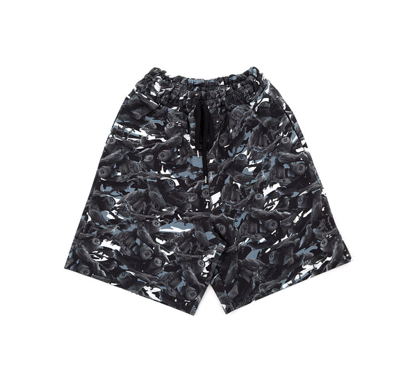 BIRDS OF PARADISE SHORTS