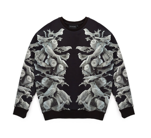 This Is Not Clothing - BIRDS OF PARADISE SWEATER