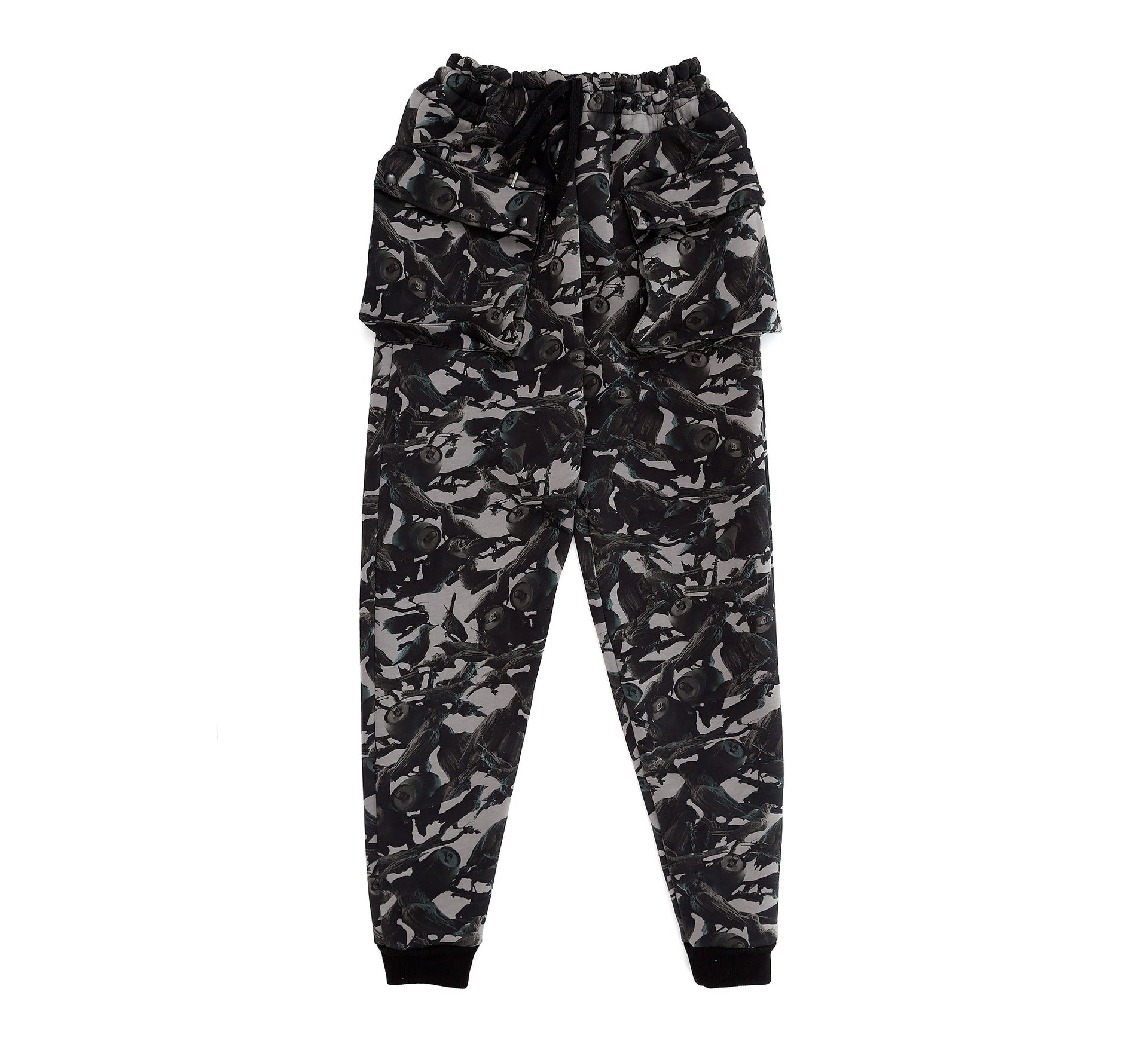 This Is Not Clothing - BIRDS OF PARADISE SWEATPANTS I