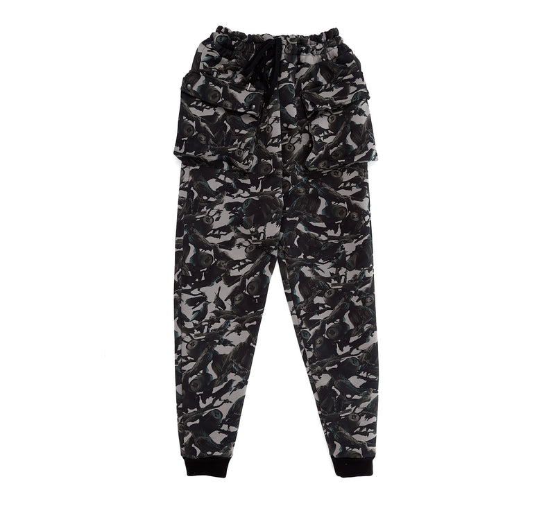 BIRDS OF PARADISE SWEATPANTS I