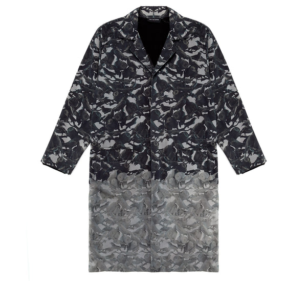 BIRDS OF PARADISE COAT