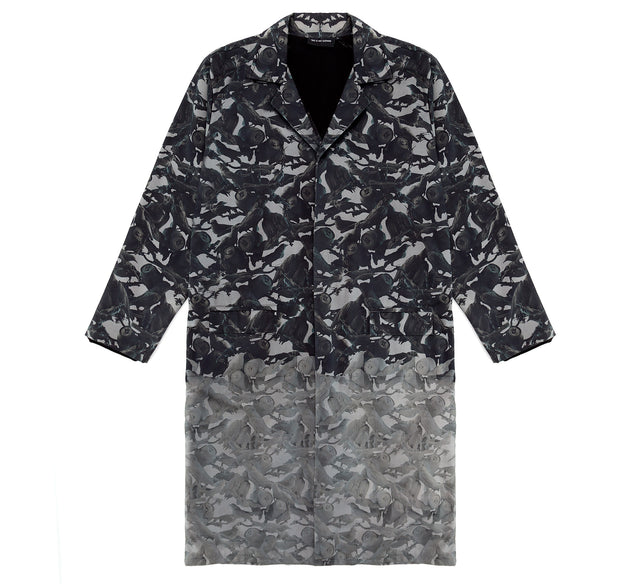 This Is Not Clothing - BIRDS OF PARADISE COAT