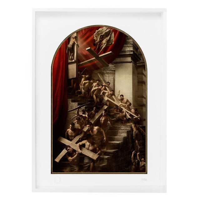 'Calvary' Limited Edition Print