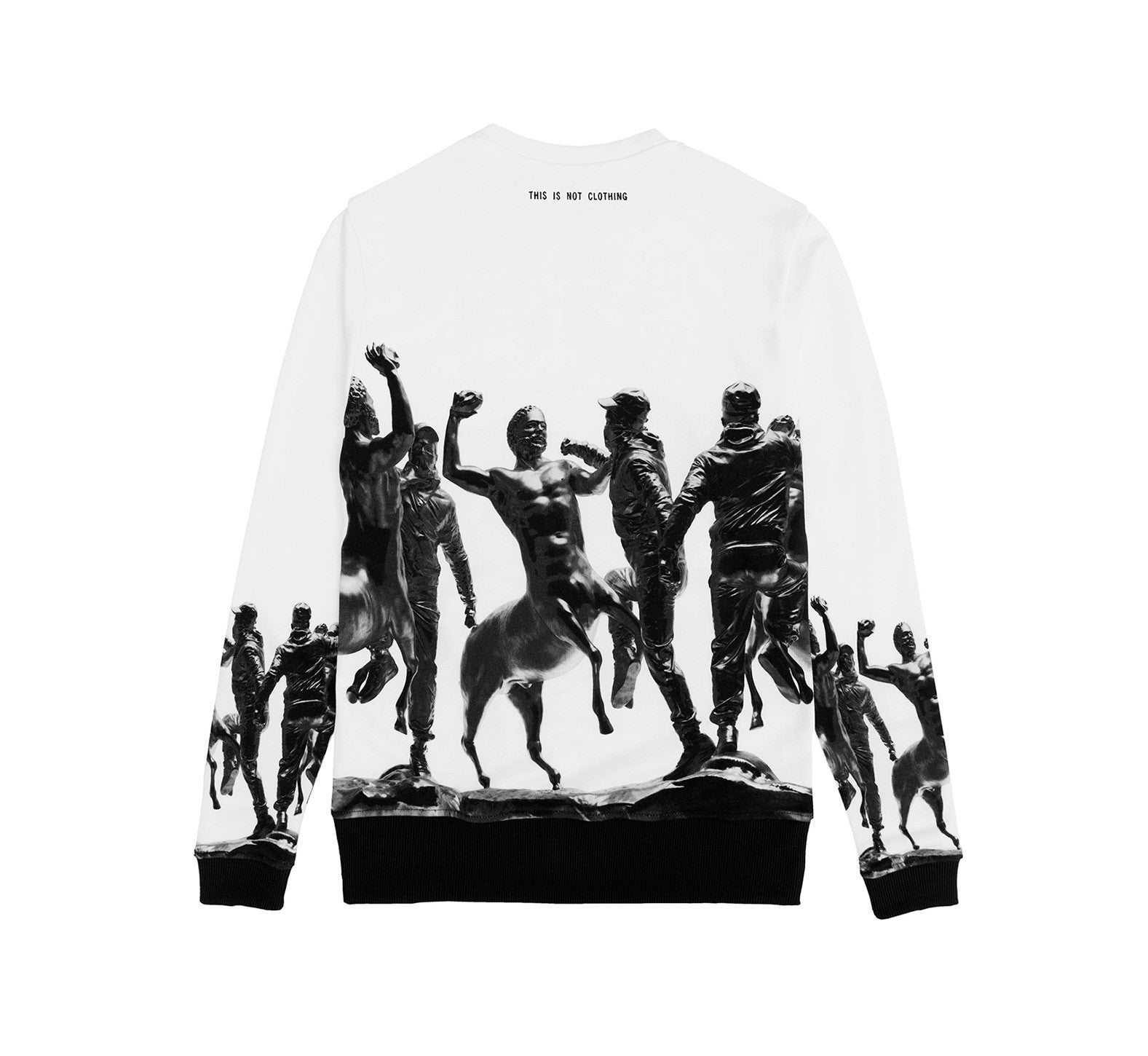 Centaurs and Lapiths Sweater