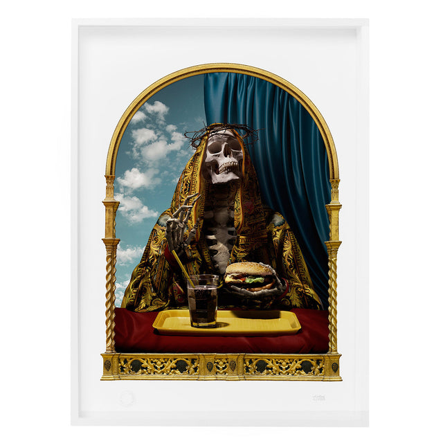 'The Communion I' Limited Edition Print