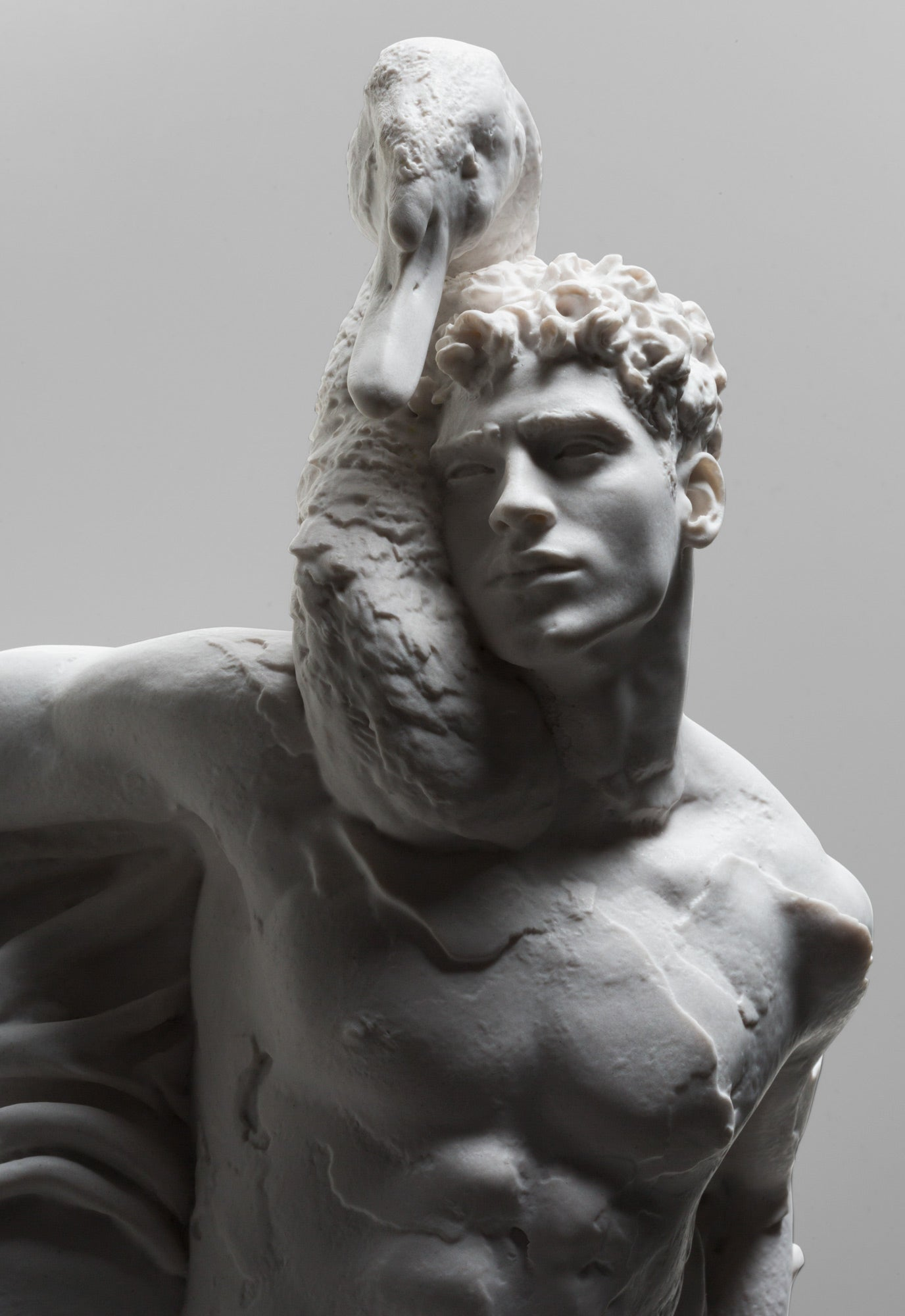 'Transformation of Zeus I' Limited Edition Marble Sculpture