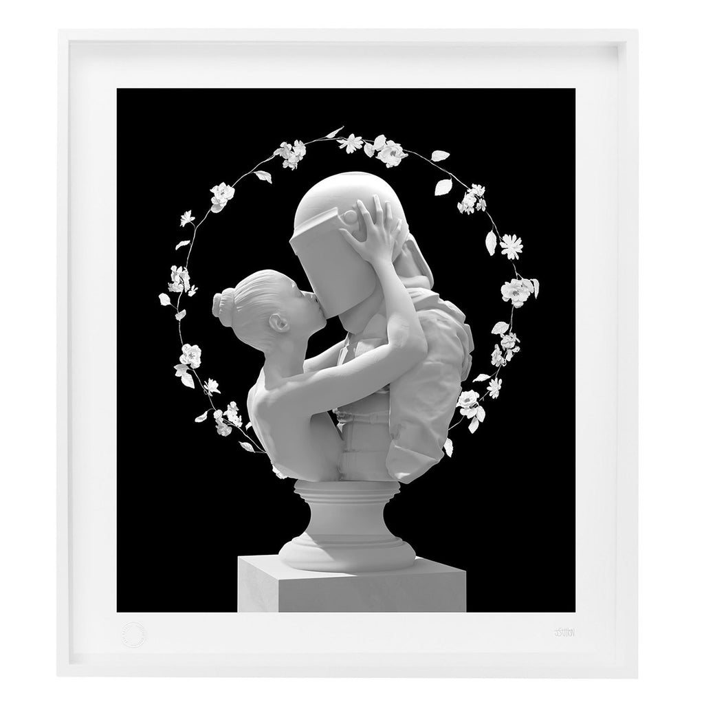 'The Kiss' Limited Edition Print