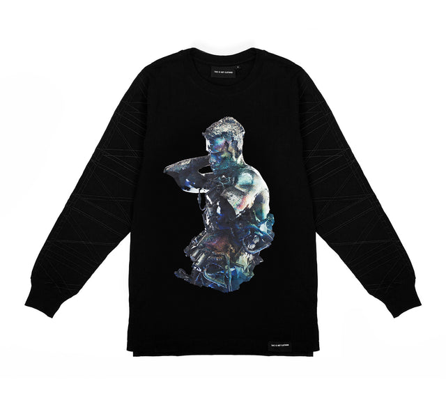 MAN + MACH1N3 LONG SLEEVE I
