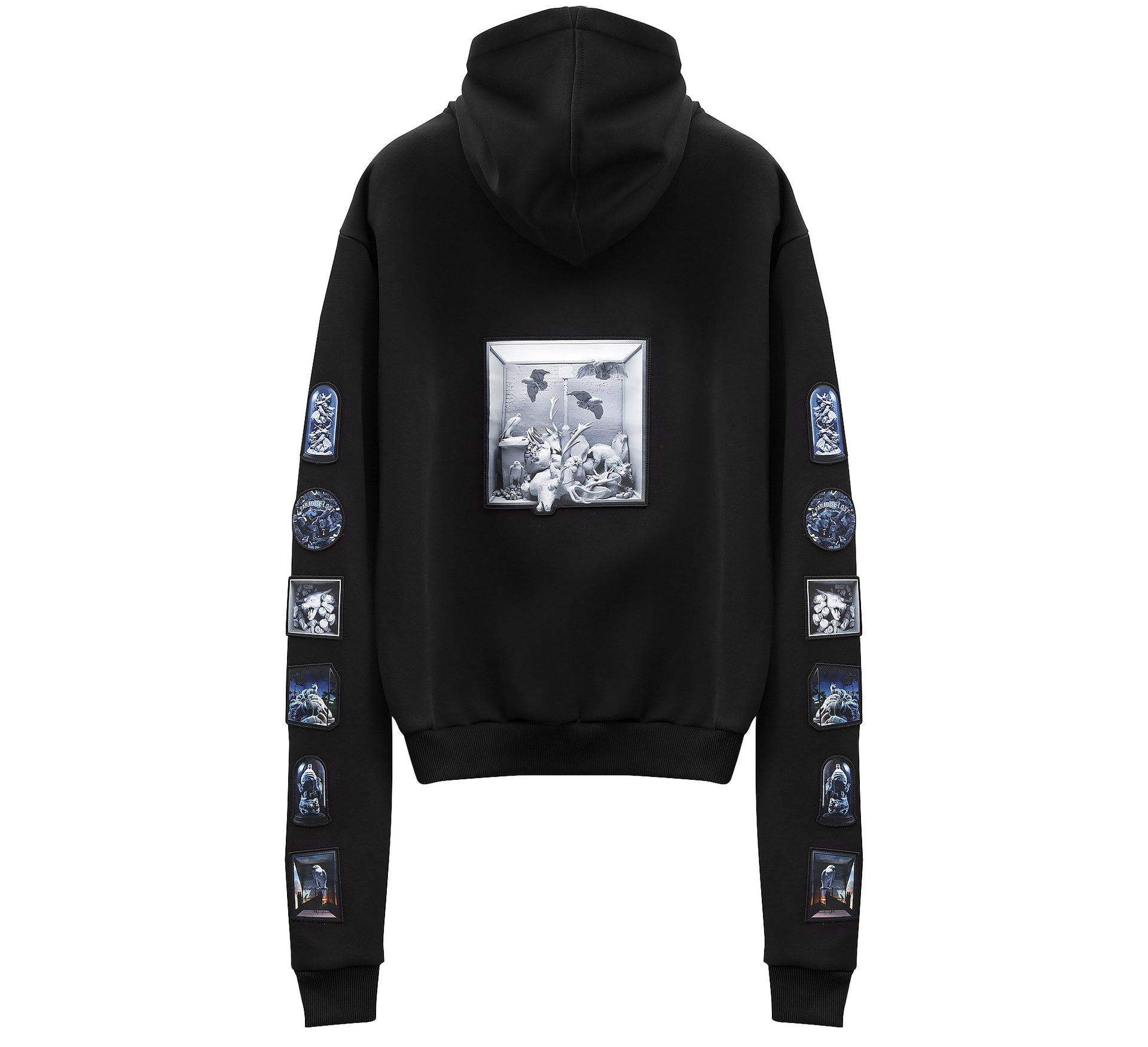 This Is Not Clothing - PARADISE LOST HOODIE I