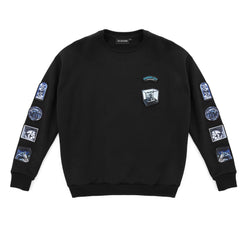 PARADISE LOST PATCHES SWEATER