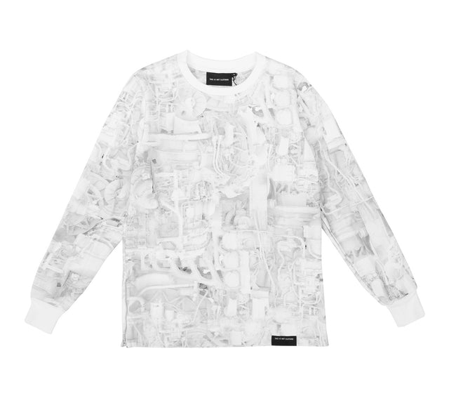 THE MACH1N3 SWEATER II