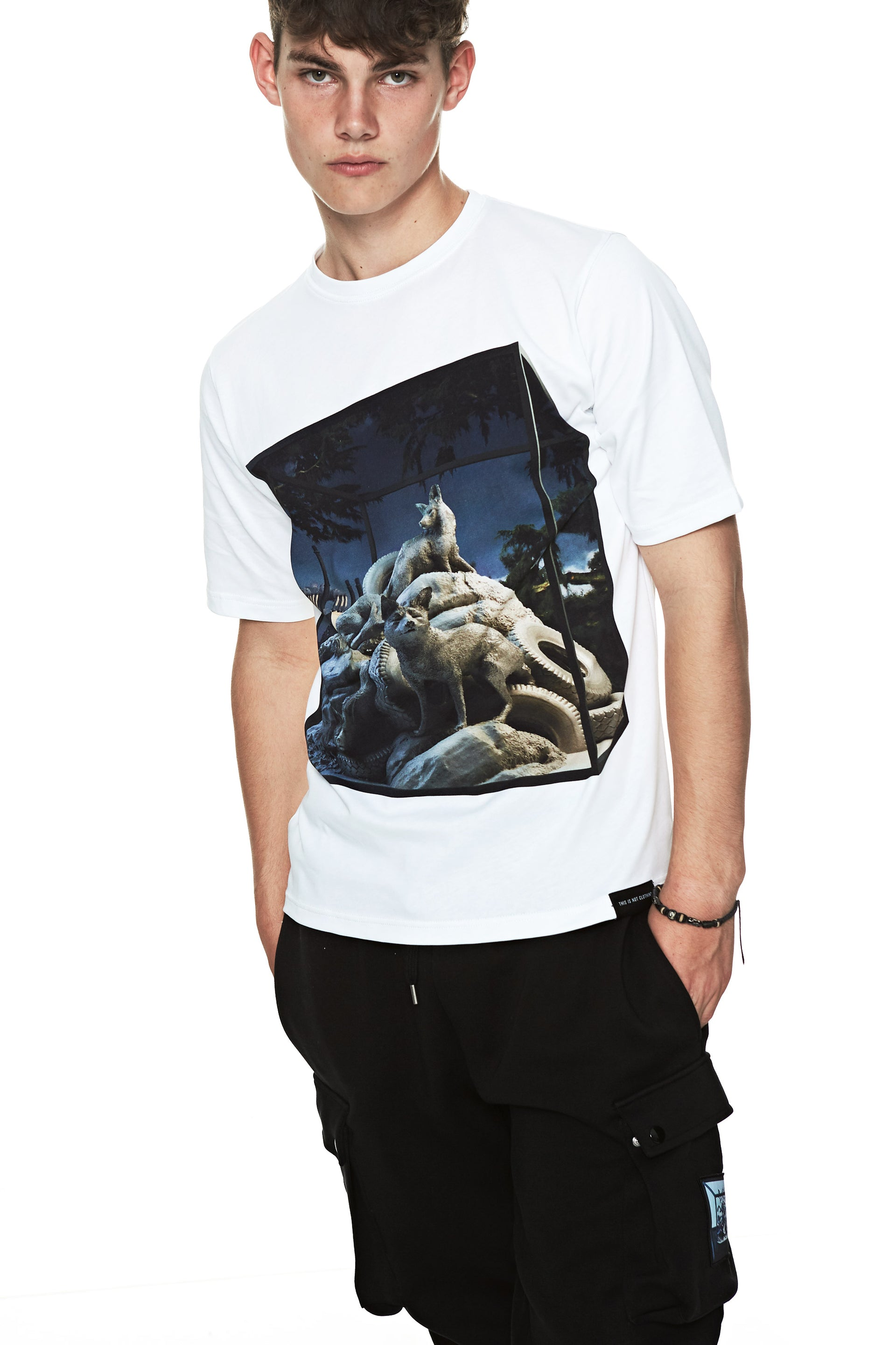 This Is Not Clothing Paradise Lost I Tee