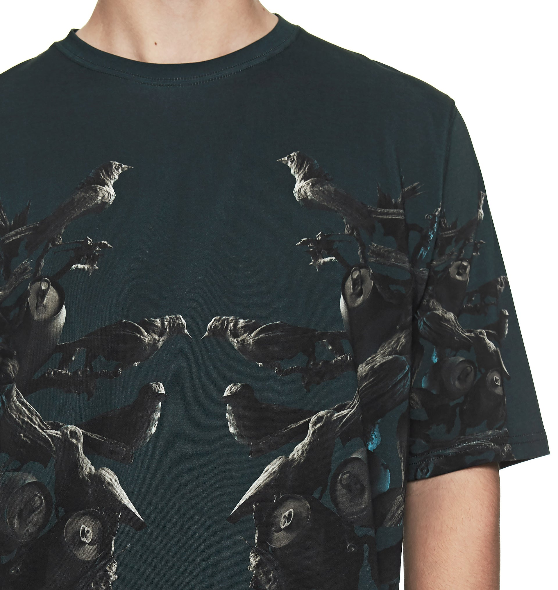 This Is Not Clothing - BIRDS OF PARADISE VI T-shirt