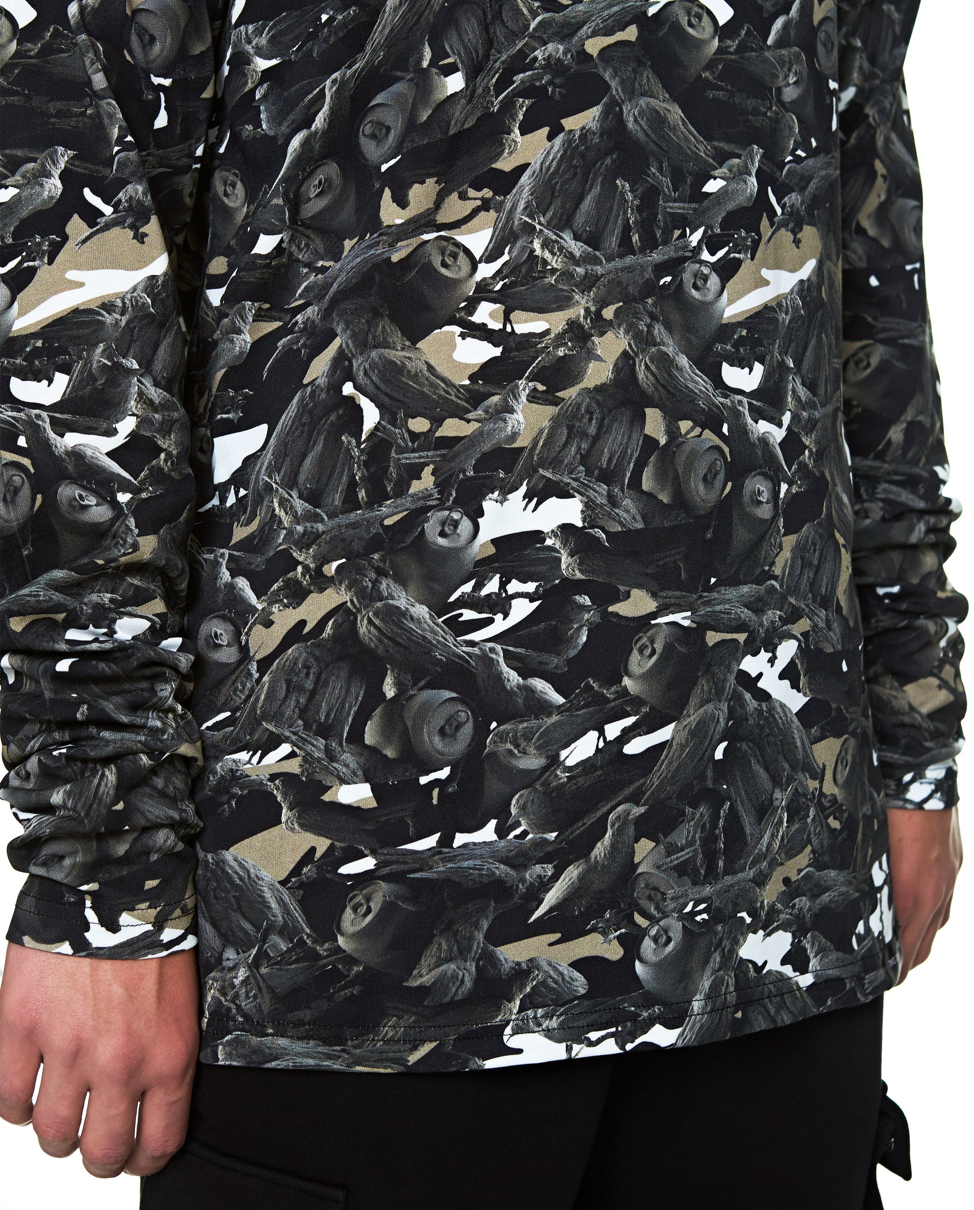 This Is Not Clothing - BIRDS OF PARADISE CAMO I