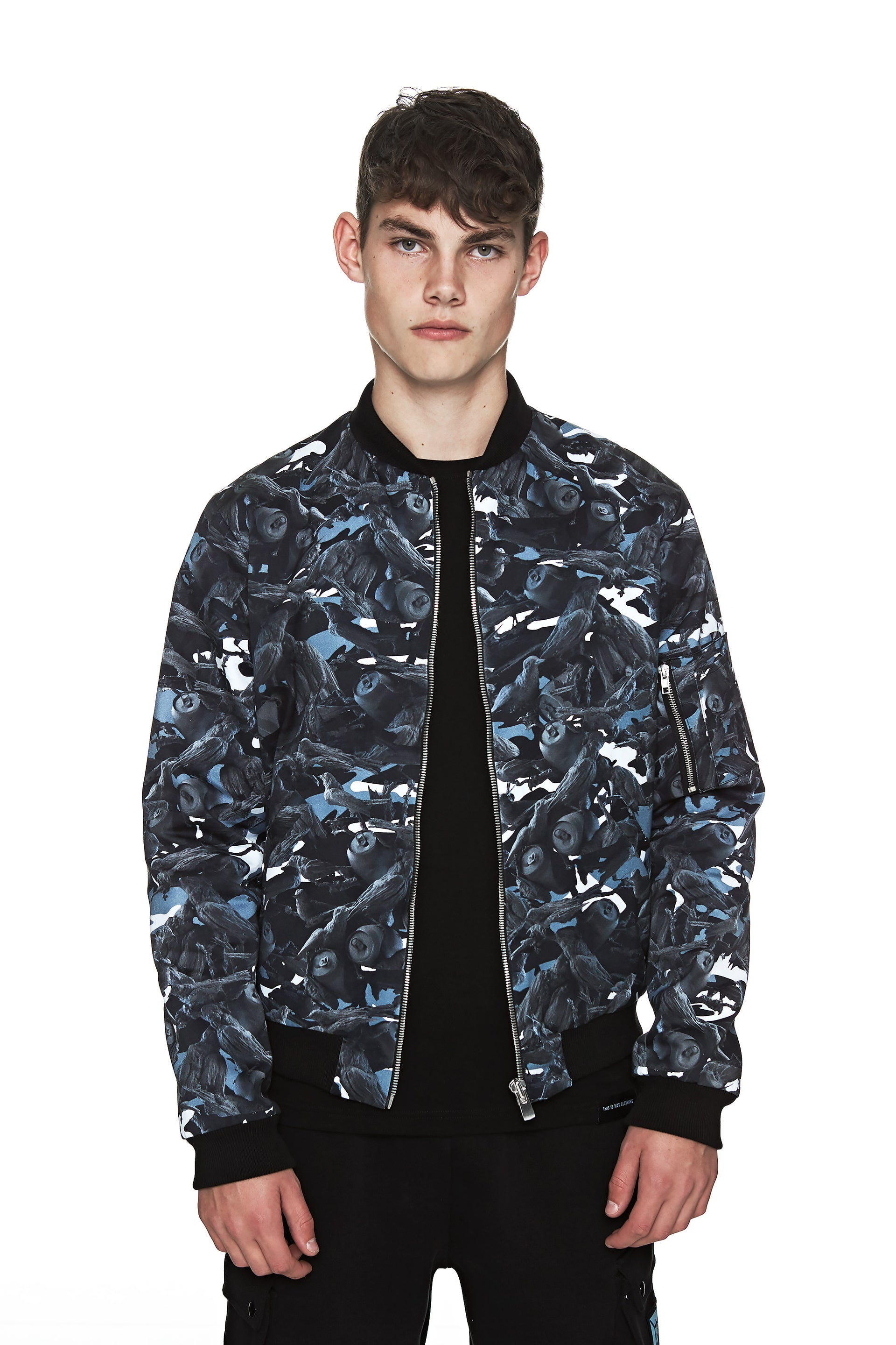 This Is Not Clothing - PARADISE JACKET - BOMBER