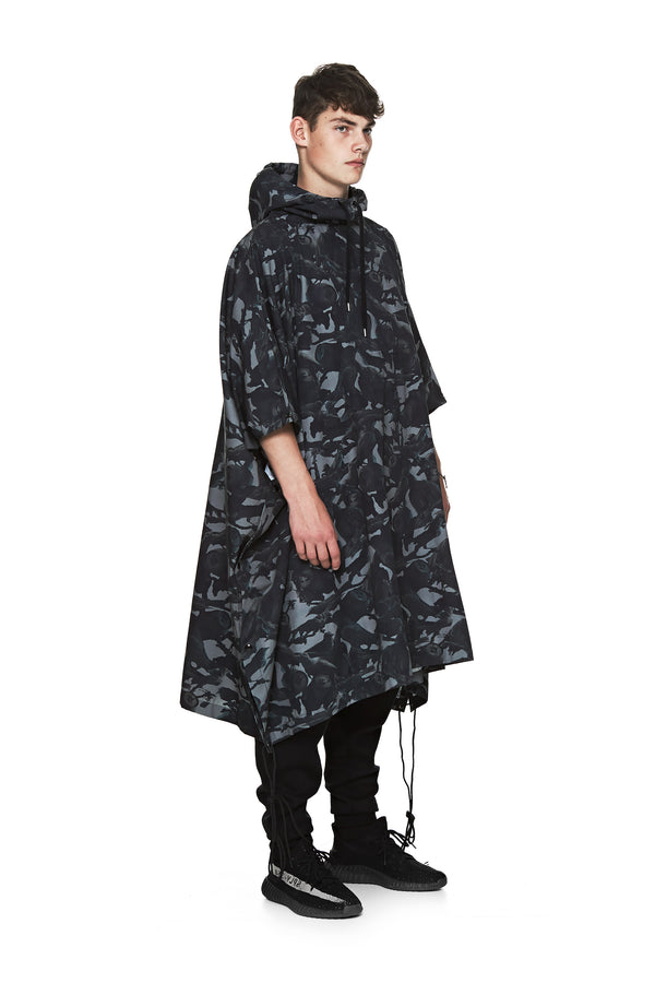 PARADISE LOST PONCHO