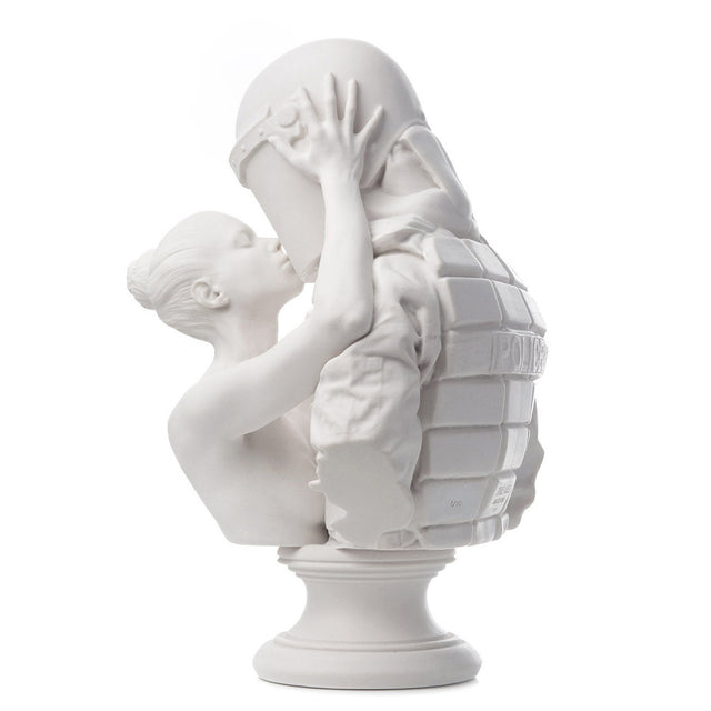 'The Kiss' Limited Edition Marble Sculpture