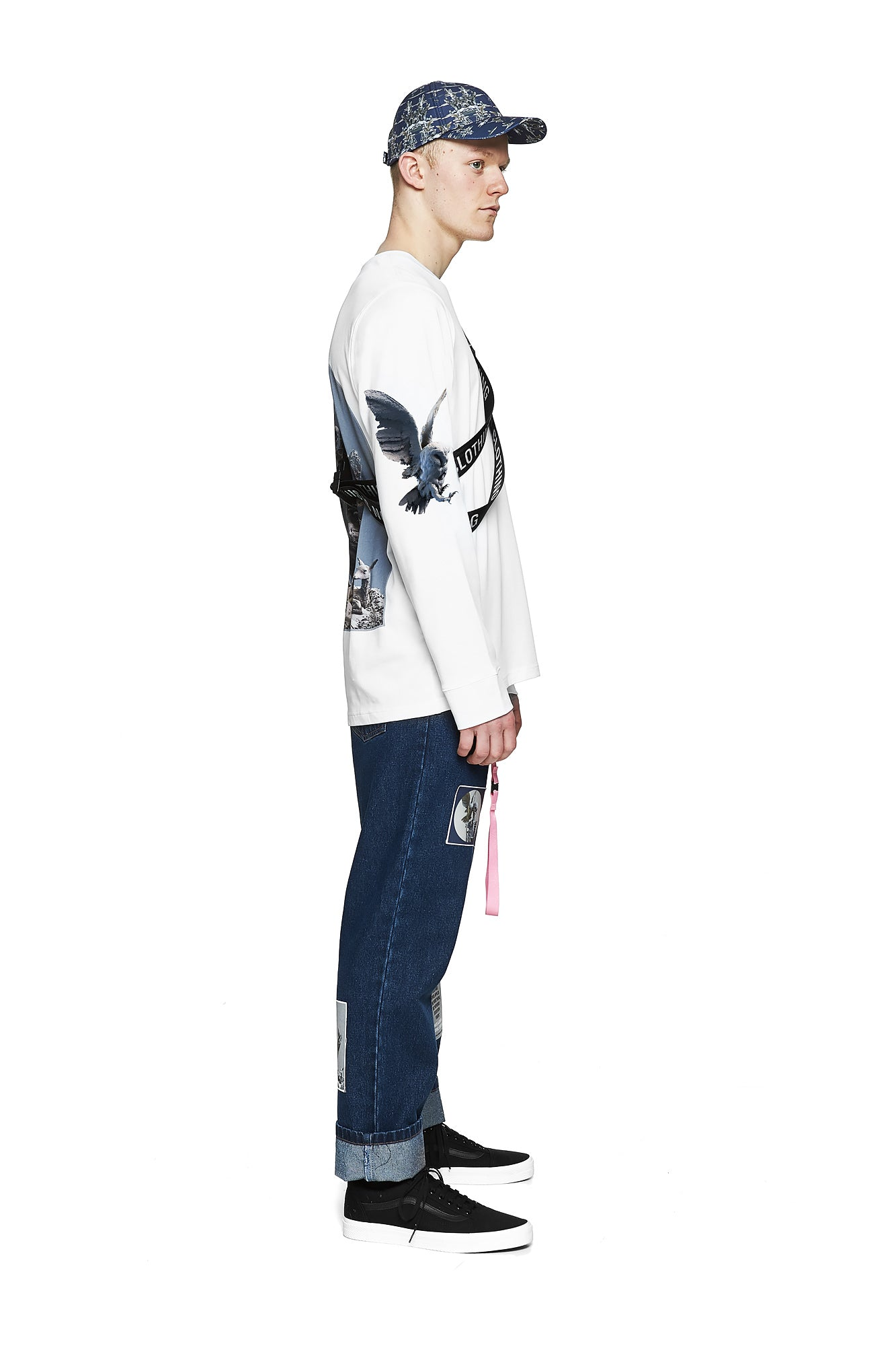 Fall of Paradise Long Sleeve - Designer Brand - This Is Not Clothing – Lookbook Photo 2