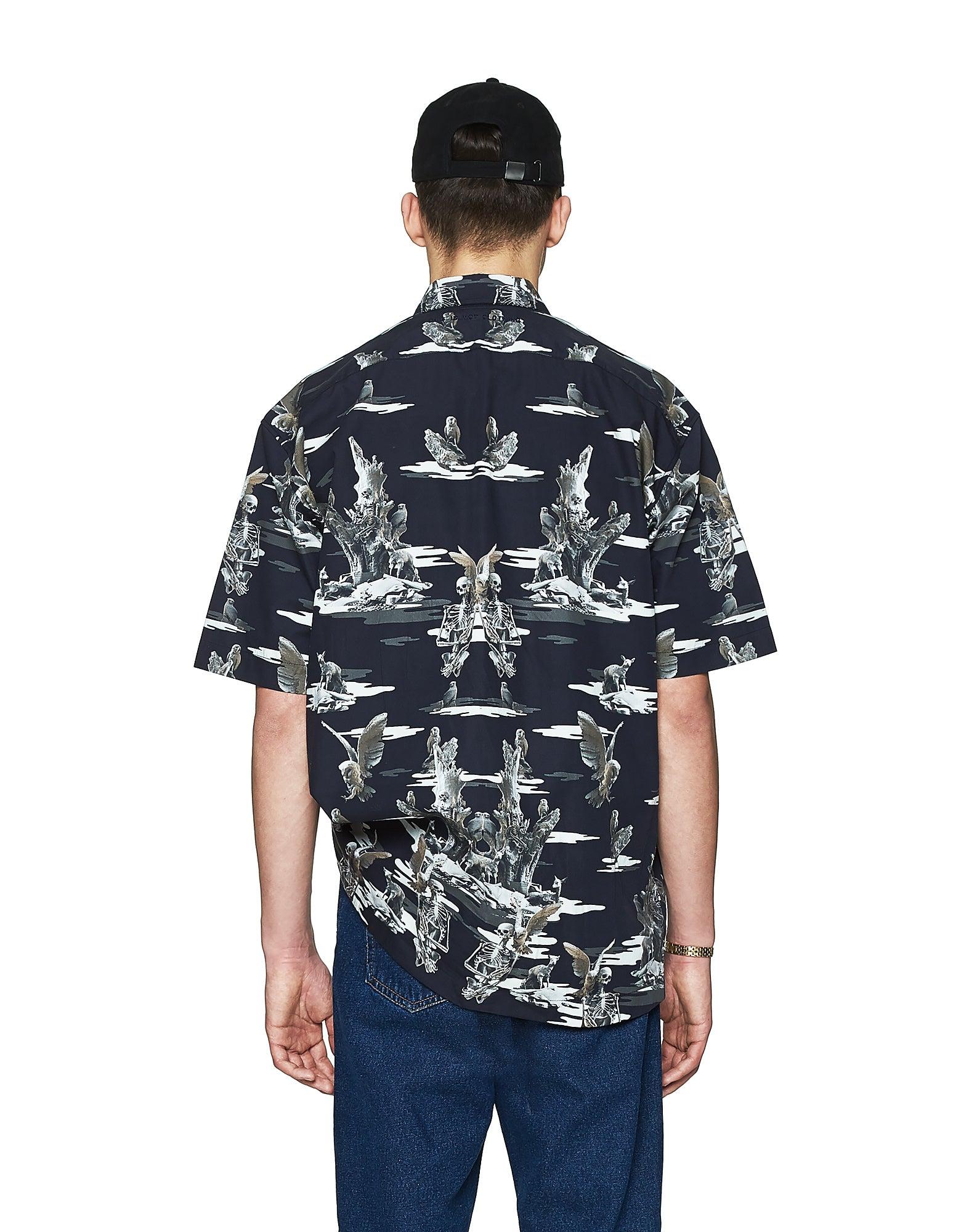 Paradise Camo Shirt - Men's Designer Brand - This Is Not Clothing - Lookbook Photo 3