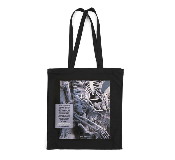 THE FALL OF PARADISE TOTE BAG I