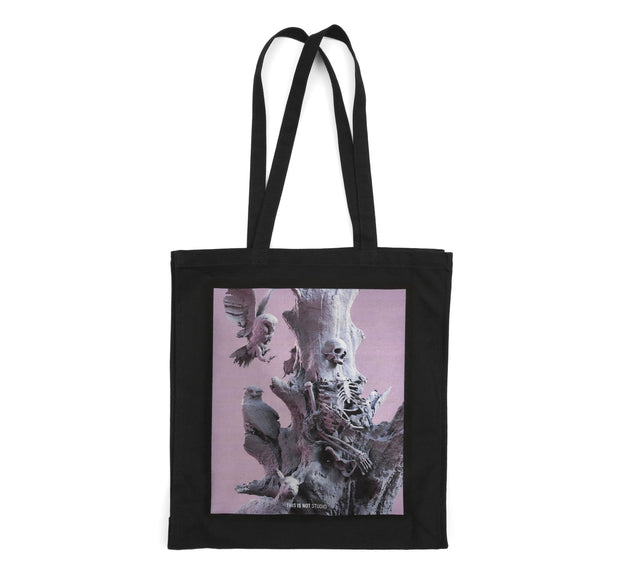 Fall of Paradise - Art Tote Bag - This Is Not Studio - front