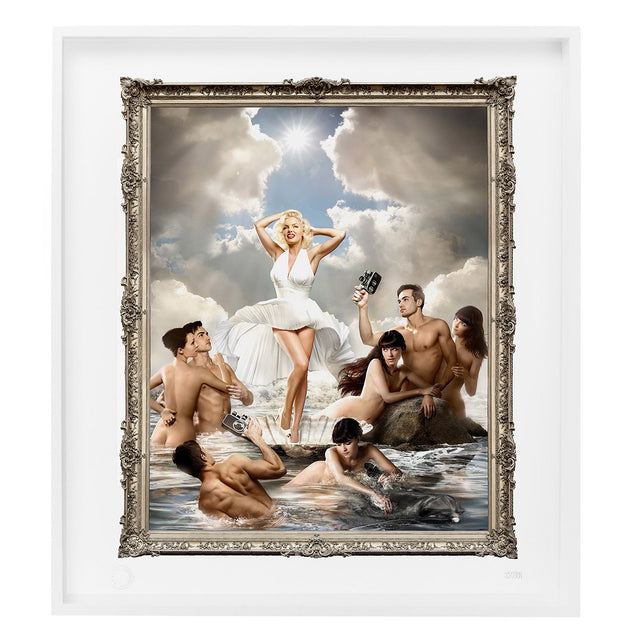 'The Birth of Venus' Limited Edition Print
