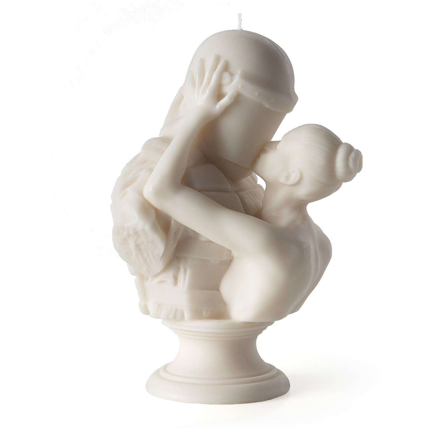 This Is Not Studio - 'The Kiss' Sculpture Candle
