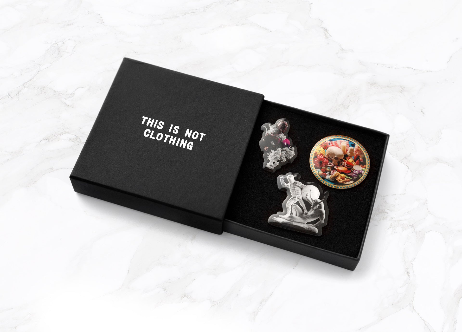 ARTWORK PINS - BOX II