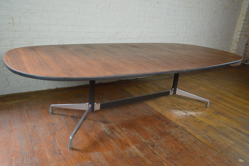 Charles Ray Eames For Herman Miller Aluminum Group Conference - Mid century modern conference table