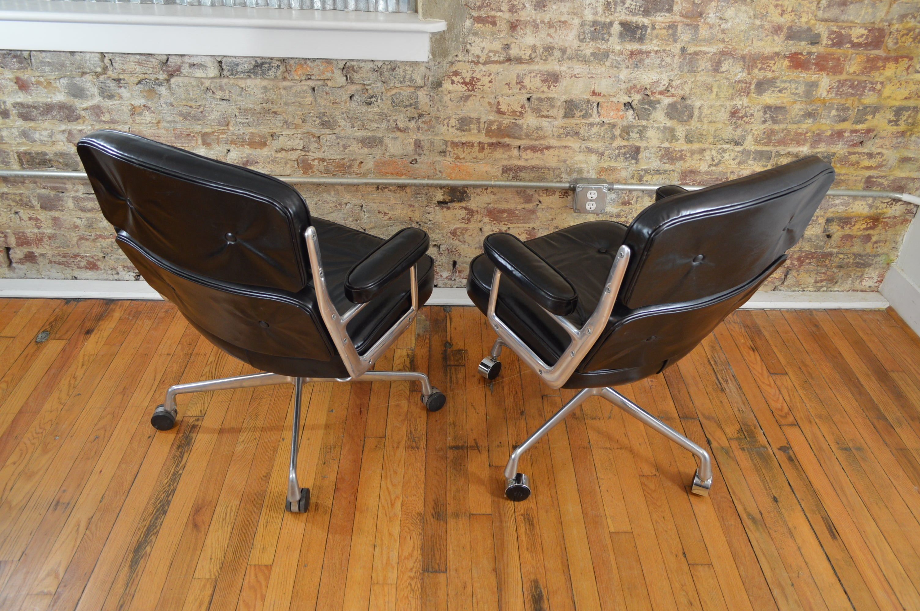 Time Life Chairs by Charles and Ray Eames for Herman Miller