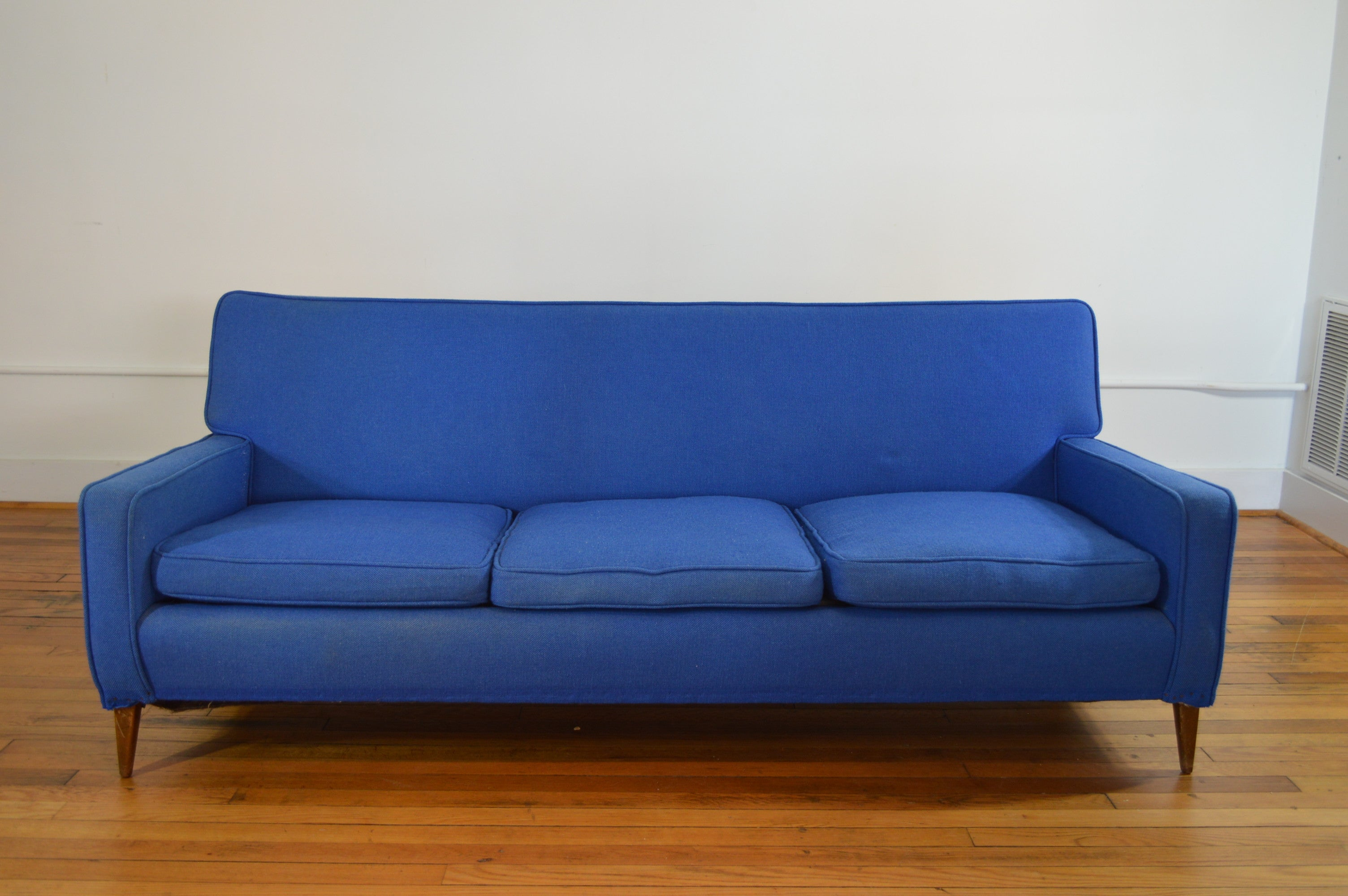 Paul McCobb For Directional Mid Century Modern Sofa