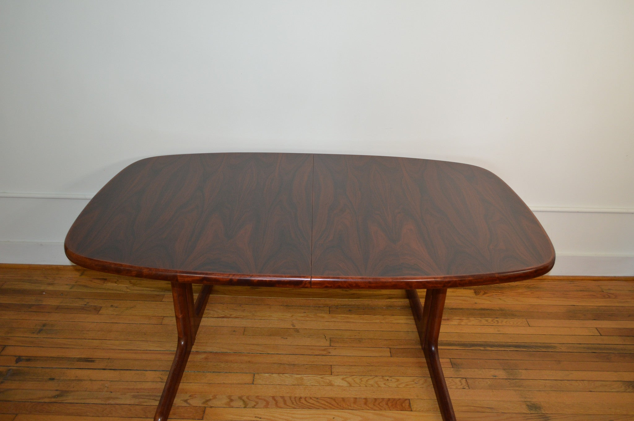 Skovby Danish Rosewood Extension Dining Table