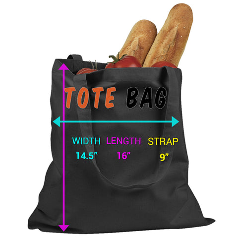 Tote Bag Size